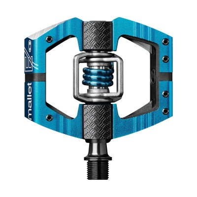 Electric Blue - Crankbrothers Mallet E