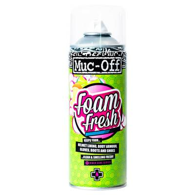 - Muc-Off Foam Fresh