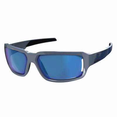 Blue/White - Scott Sunglasses Scott Obsess ACS