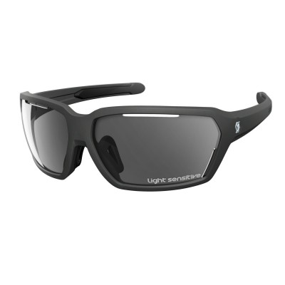 Black Matt - Scott Sunglasses Vector LS