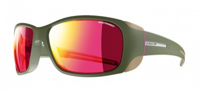 Army/Camel/Pink - Julbo Monterosa SP3