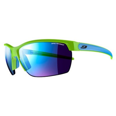 Green /Blue (Blue Flash) - Julbo Zephyr Spectron 3 CF
