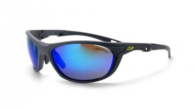 Grey/Grey/Logo Yellow - Julbo Race 2.0 SP3