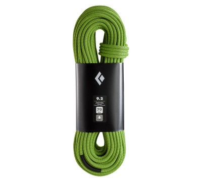 Black Diamond 9.2 Rope - 70M - Fulldry