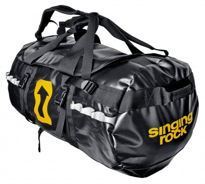 BLACK - Singing Rock TARP DUFFLE 120 L