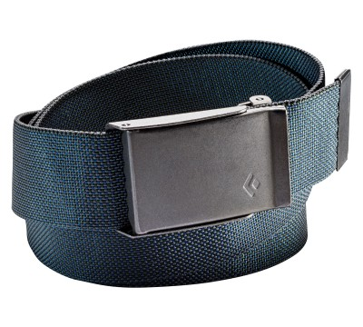 BLACK/DENIM - Black Diamond Forge belt
