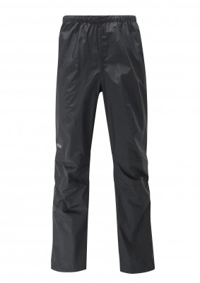 BLACK - Rab Downpour Pants