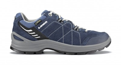 Denim/Grey - Lowa TIAGO GTX® LO Ws