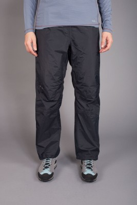 Black - Rab Downpour pants Wmns