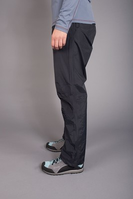 Vista lateral - Rab Downpour pants Wmns