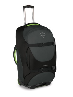 Metal Grey - Osprey Shuttle 100L/30
