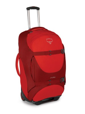Diablo Red - Osprey Shuttle 100L/30