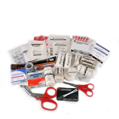 - Lifesystems Mountain First Aid Kit