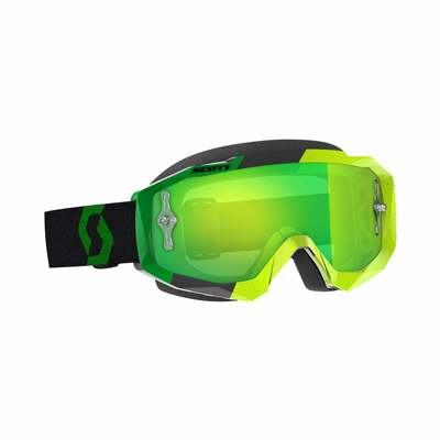 Yellow/Green - Scott Goggle Scott Hustle MX