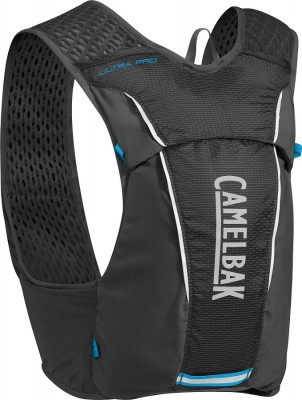 Quick Stow Flask Black/Atomic Blue - CamelBak Ultra Pro Vest