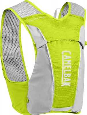 Lime Pounch/Silver - CamelBak Ultra Pro Vest