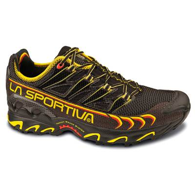 Black/Yellow - La Sportiva Ultra Raptor