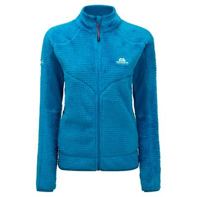 Lagoon Blue - Mountain Equipment Hispar Jacket Wmns