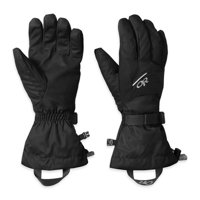BLACK - Outdoor Research Adrenaline Gloves