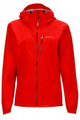 Scarlet Red - Marmot Wms Essence Jacket