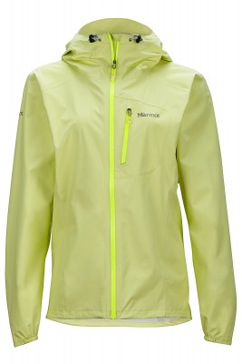 Sunny Lime - Marmot Wms Essence Jacket