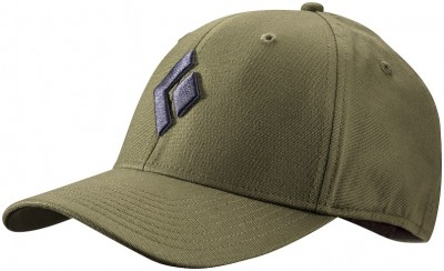 Burnt Olive - Black Diamond BD Logo Hat