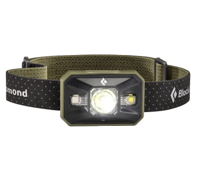 Dark Olive - Black Diamond Storm Headlamp 2017