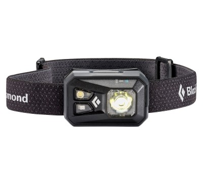 BLack - Black Diamond Revolt Headlamp