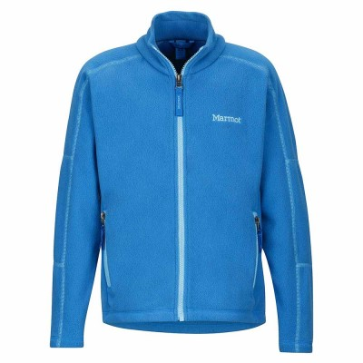 Mykonos Blue - Marmot Boys Lassen Fleece
