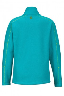 Vista Posterior - Marmot Boys Lassen Fleece