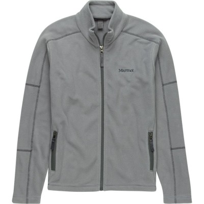 Grey Storm - Marmot Boys Lassen Fleece