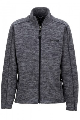 Dark Steel - Marmot Girls Lassen Fleece