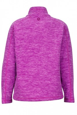 Vista Posterior - Marmot Girls Lassen Fleece
