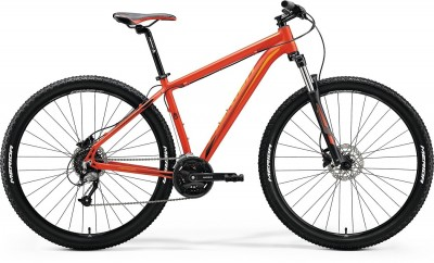 Merida Bikes Big.Nine 40-D - 2018