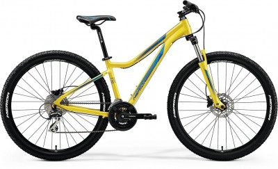 Yellow(Dark Blue) - Merida Bikes Juliet.7 20-D  - 2018