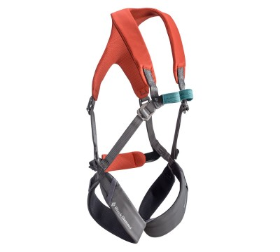 Black Diamond Momentum Kids Full Body Harness