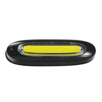 Serfas Quasar Clear Strip Led Front USB
