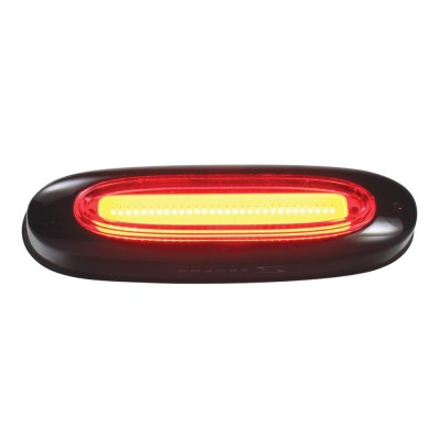 Serfas Quasar Red Strip Led Rear USB
