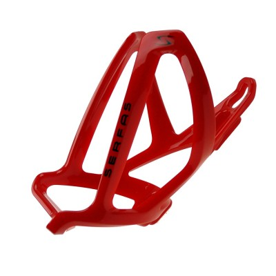 Red - Serfas Starfighter Nylon Cage