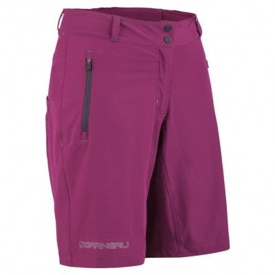 Magenta Purple - Garneau Wm´s Latitude Short