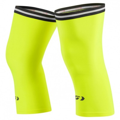 Bright Yellow - Garneau Knee Warmers 2