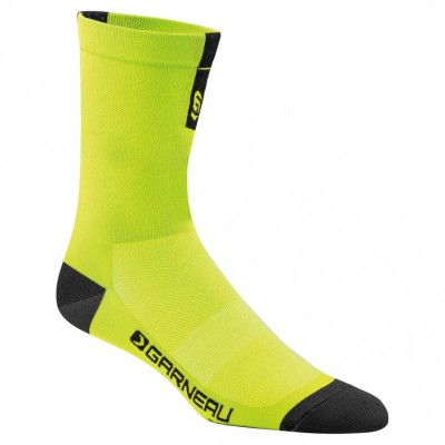 Yellow/Black - Garneau Conti Long Socks