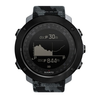 Concrete - Suunto Traverse Alpha
