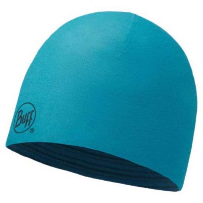 Solid Blue Capri - Buff® Merino Wool Reversible Hat Buff®