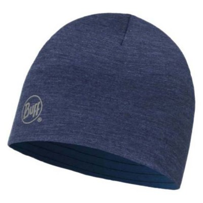 Solid Denim - Buff® Merino Wool Reversible Hat Buff®
