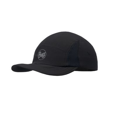 R-Solid black - Buff® Pack Run Cap Buff®