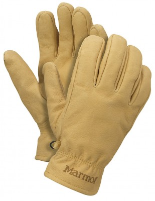 Tan - Marmot Basic Work Glove