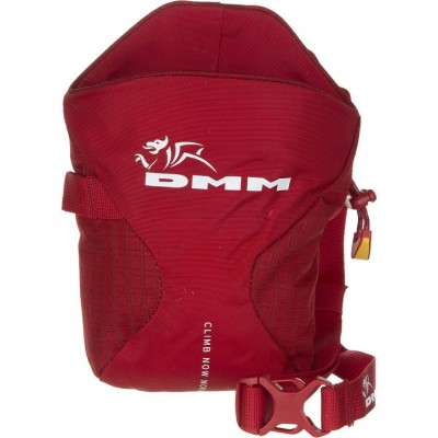 Red - DMM Traction Chalk Bag