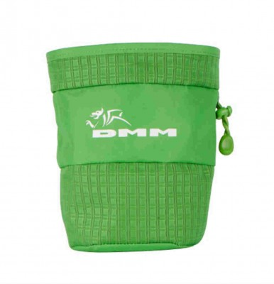 Green - DMM Tube Chalk Bag