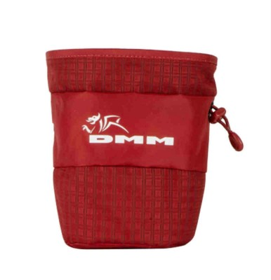 Red - DMM Tube Chalk Bag